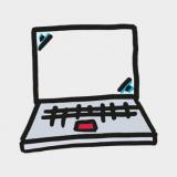 Notebook VisuFlip-Online Flipchartkurs zeichnen lernen