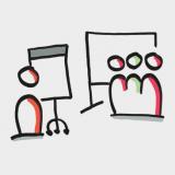 VisuFlip-Workshop Flipchartkurs zeichnen lernen